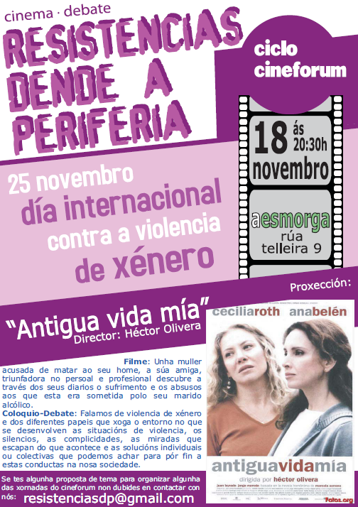 cartaz cineforum