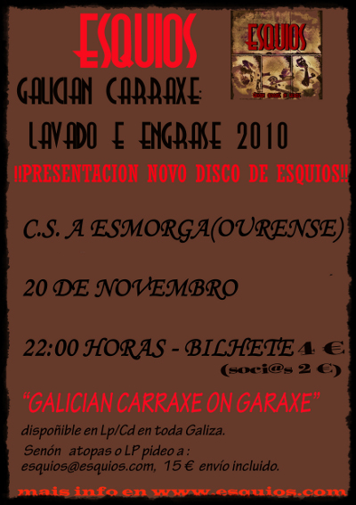 cartaz concerto esquios