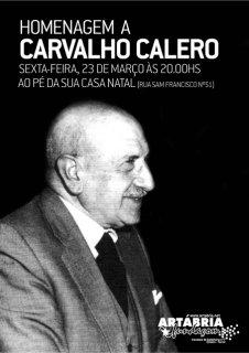 Homenagem a Carvalho Calero