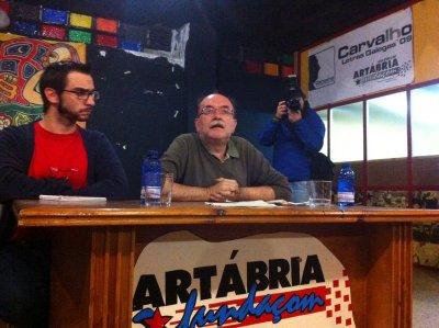 Áudio e imagens da palestra 'Desmontando o nacionalismo espanhol'