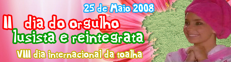 II Dia do Orgulho Lusista e Reintegrata