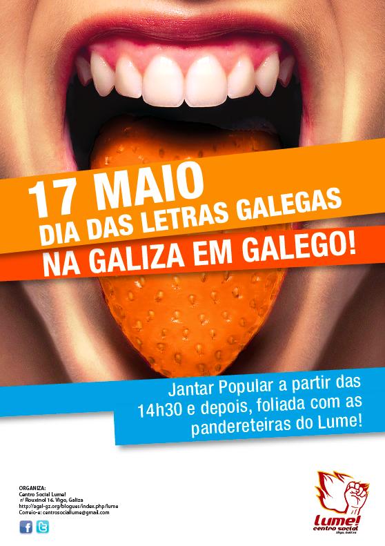 17 de maio dia das letras galegas