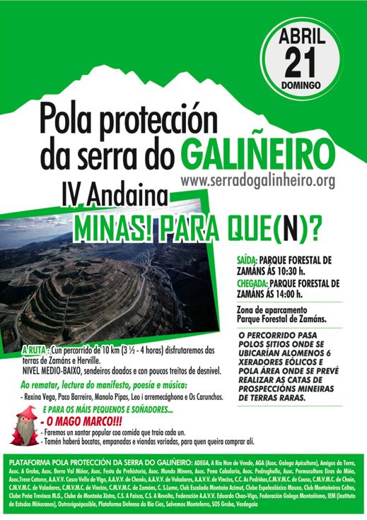 andaina Serra do Galinheiro