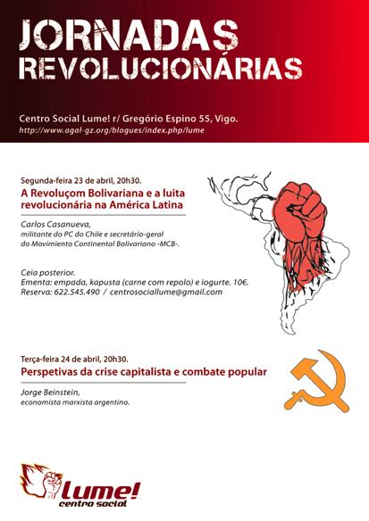 jornadas revolucionárias