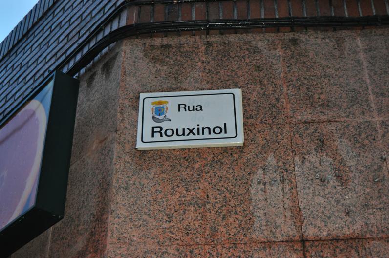 rua rouxinol