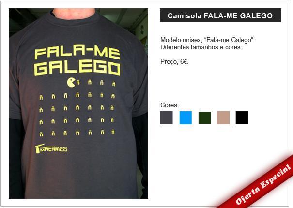 camisola fala-me galego