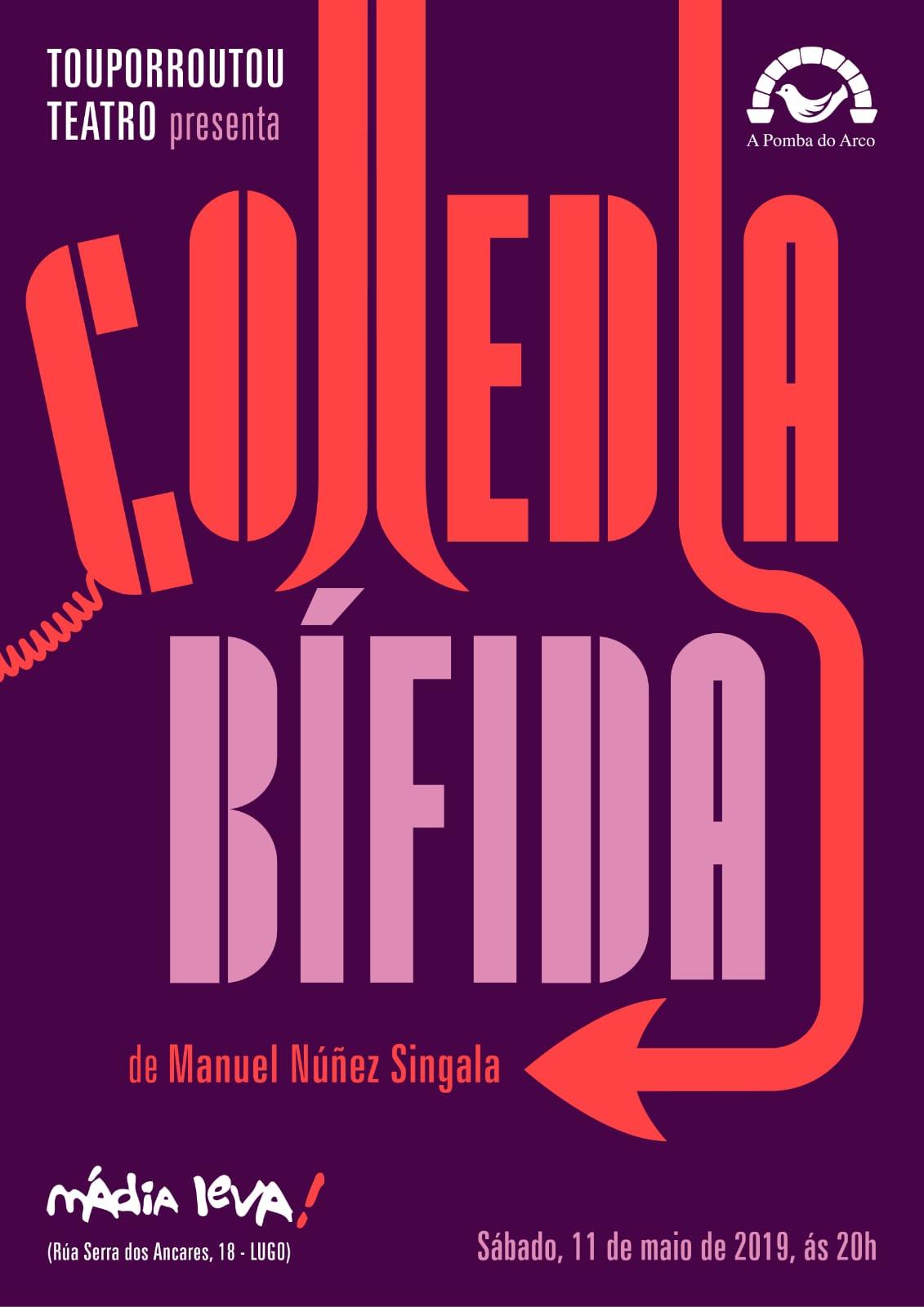 8c3109f81 Touporroutou apresenta Comedia Bífida BASENAME  o-11-de-maio-teatro DATE   Wed