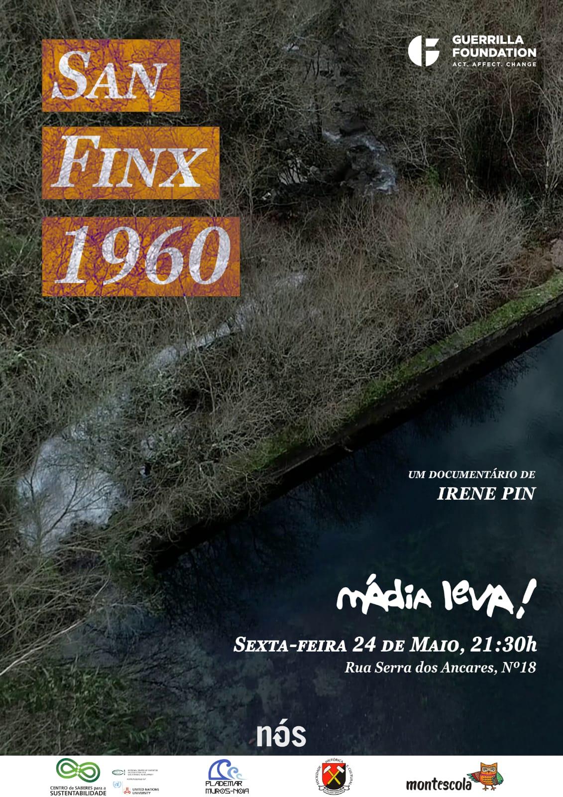531f51c71 Uma represa de decantação de resíduos das minas de San Finx rebenta