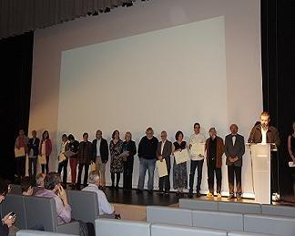 O FACHO: AELG premia ao Facho junto com outras Associaçons Culturais
