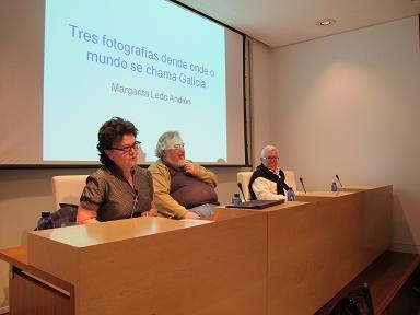O FACHO: ?Fotografia dende onde o mundo se chama Galiza? por Margarida Ledo Andiom