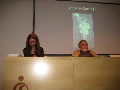 O FACHO : Galiza em Maria Casares por Maria Lopo