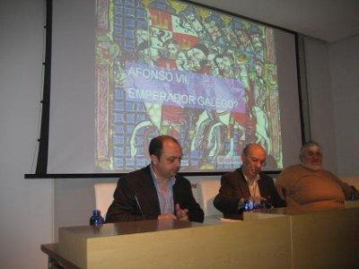 """O FACHO : """"Afonso VII, Imperador Galego"""" por Joám Ramom Fernades Pácios"""