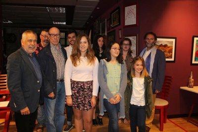 O FACHO: Acto de entrega dos prémios literarios 2015