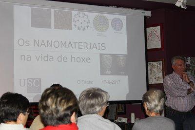 O FACHO: Nanomateriais na vida de hoje, por MANUEL BERMEJO PATIÑO