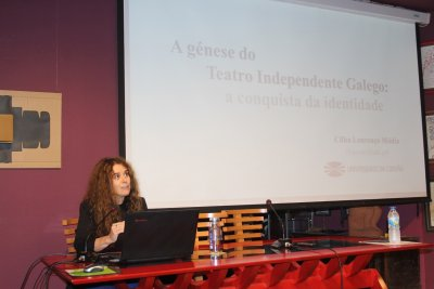 O FACHO: a génese do teatro independente galego: a conquista da identidade, por Cilha Lourenço