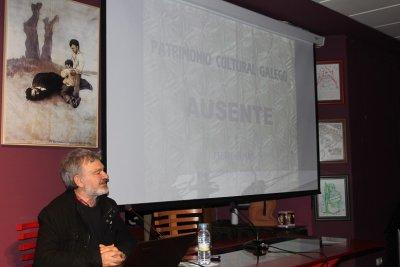 O FACHO: Filipe Seném López Gómez - O Espólio cultural galego