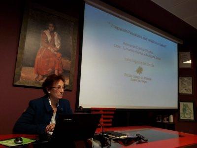 O FACHO: Integraçom Paisagista dos Valados na Galiza por Isabel Aguirre
