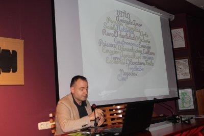 O FACHO: Martiño Santos: ?Vinhos galegos, Hª e perspectivas?