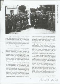 As Irmandades da Fala e O Facho por José Mª Monterroso Devesa