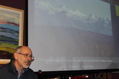 O FACHO: Ordeamento, restriçons de uso e prevençons de incendios florestais, por Pedro Alonso Iglesias