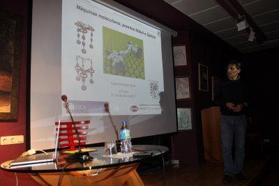 O FACHO: Máquinas moleculares, prémios Nobel e Galiza por Carlos Peinador Veira