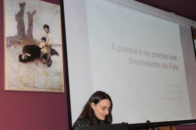 O FACHO: Sobre a poesía e os poetas da Irmandade da Fala, por Teresa López Fernández