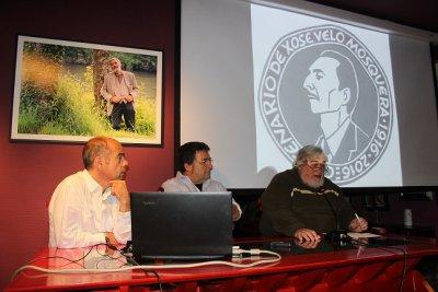 O FACHO: Paco Macias e Xurxo Martiz - Xosé Velo e o seu tempo