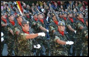 Forças do imperialismo, nom do povo!