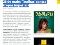 DdoOLeR'13 na imprensa