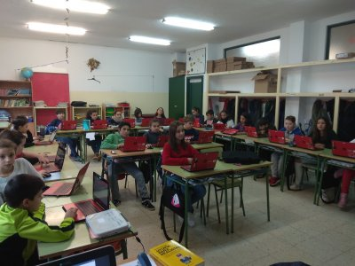 Ateliês em Compostela com as novas tecnologias